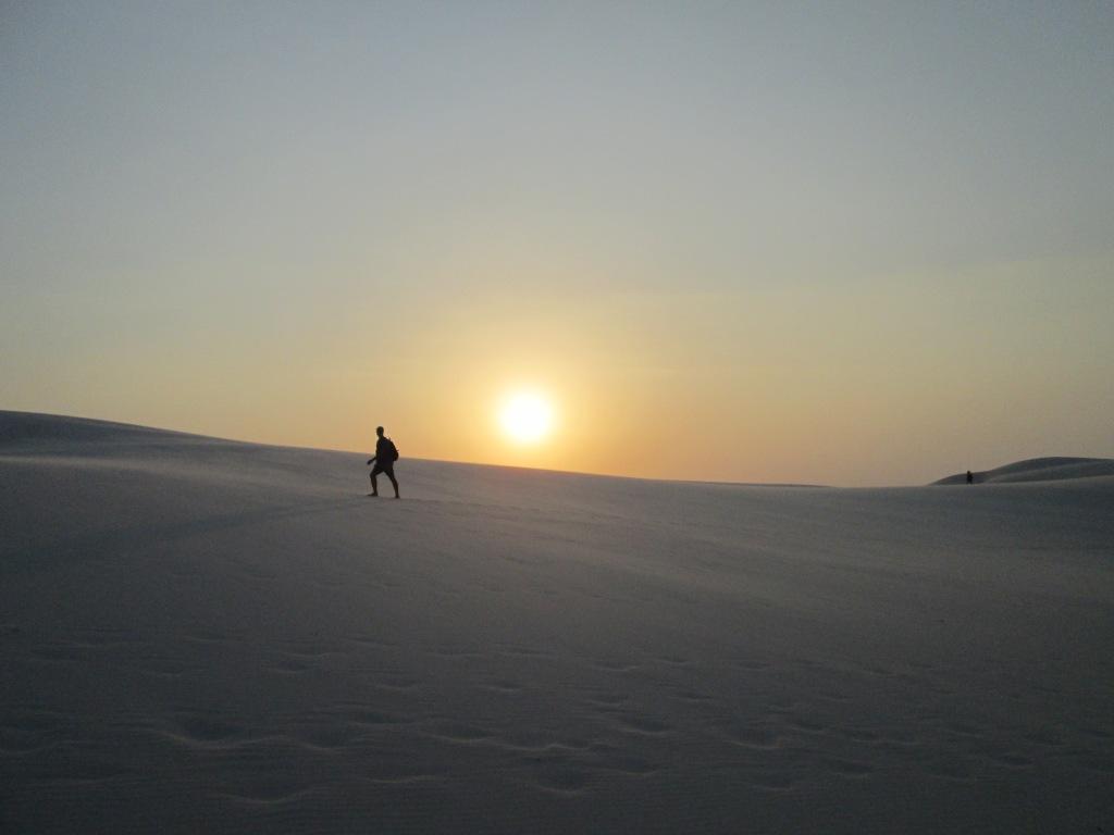 Pôr do sol - Lagoa Bonita