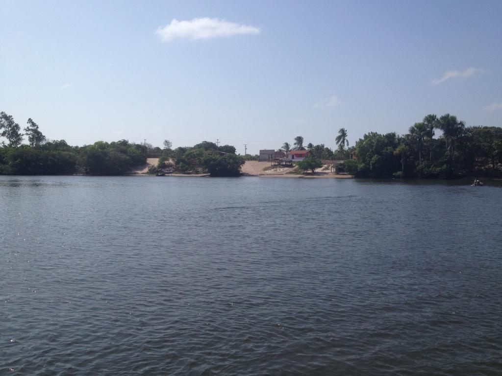 travessia no rio Preguiças