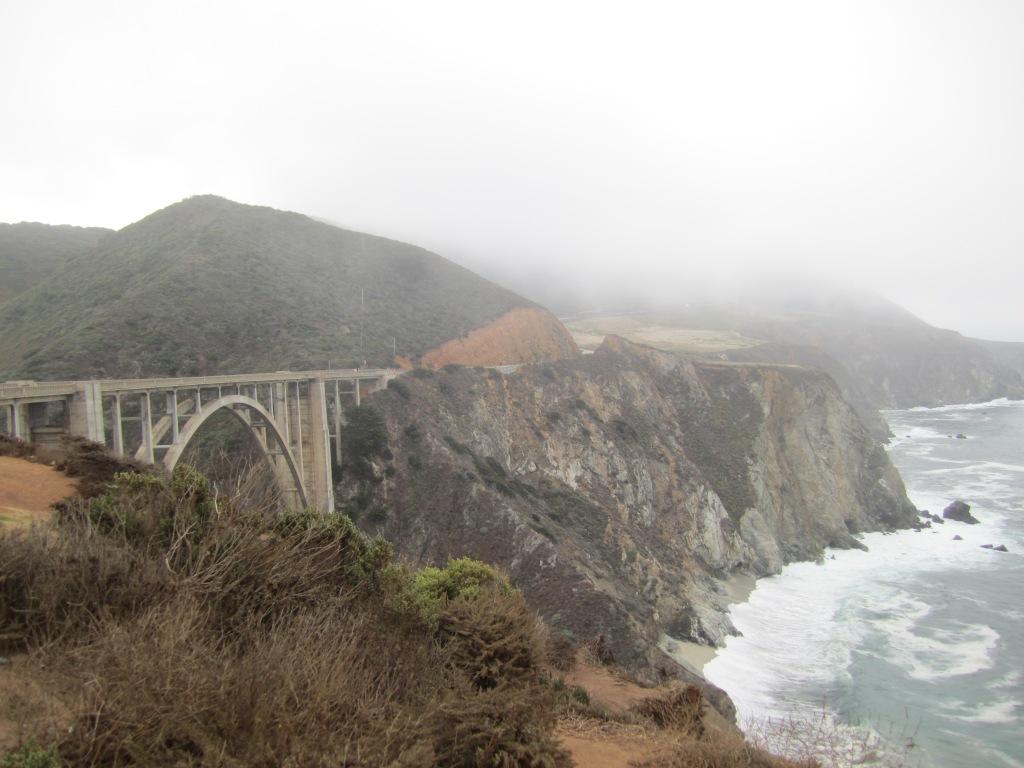 Bixby Creek Bridge - CA